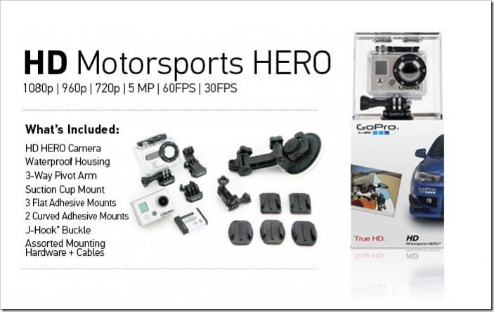 HD Motosports HERO